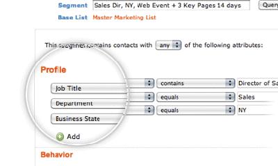 gestione mailing list