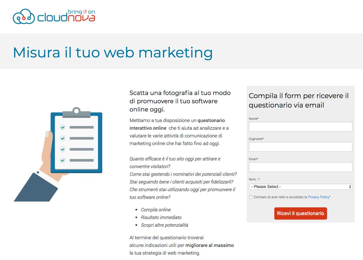 Inbound Marketing: cosa sono le Landing Pages e come usarle per convertire