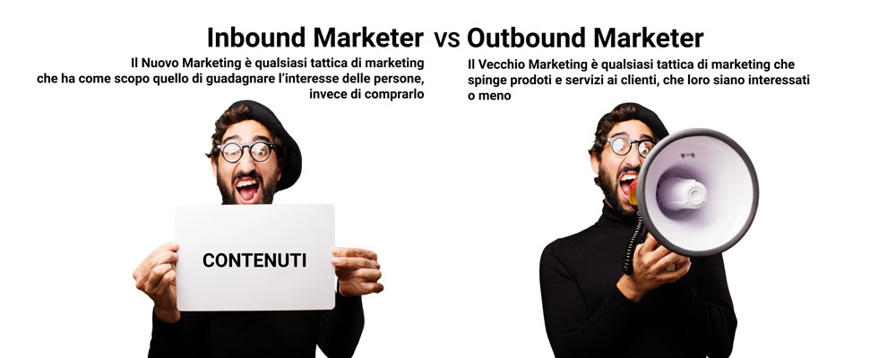 I due approcci a confronto: INBOUND MARKETING vs OUTBOUND MARKETING (parte I)