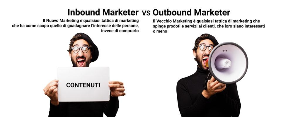 I due approcci a confronto: INBOUND MARKETING vs OUTBOUND MARKETING (parte I)